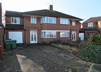 Thumbnail 5 bed semi-detached house for sale in Peters Close, Stanmore