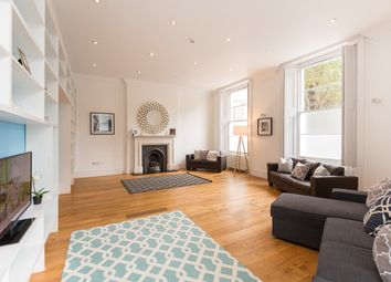 Thumbnail 4 bed duplex to rent in Orsett Terrace, London