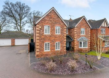 6 bed detached house for sale in Hawthorn Drive, Balsall Common, Coventry CV7
