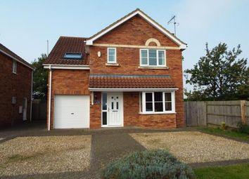 Thumbnail 4 bed detached house for sale in Tilney All Saints, Kings Lynn, Norfolk