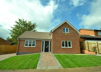 Thumbnail 4 bed detached bungalow for sale in Glaisdale Road, Wigston