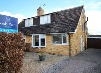 Thumbnail 3 bedroom semi-detached house for sale in Minster Close, Wigginton, York