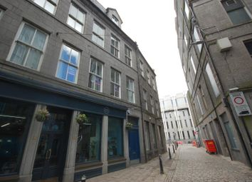 Thumbnail 2 bed flat to rent in Netherkirkgate, Aberdeen