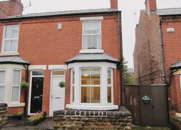 Thumbnail 2 bed semi-detached house to rent in Belvoir Street, Mapperley, Nottingham