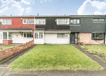 Thumbnail 3 bed terraced house for sale in Yorkminster Drive, Chelmsley Wood, Birmingham