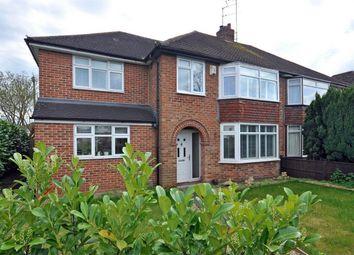 Thumbnail 4 bed semi-detached house for sale in Leckhampton, Cheltenham, Gloucestershire
