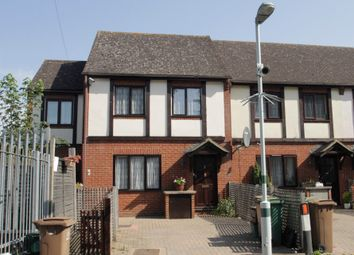 Thumbnail 3 bed terraced house to rent in Station Approach, Belmont, Sutton, Surrey