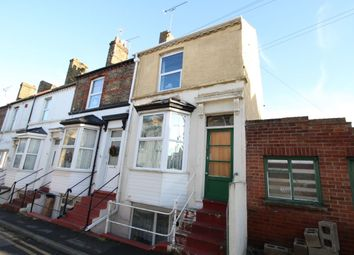Thumbnail 2 bed terraced house for sale in Upper Dumpton Park Road, Ramsgate