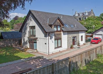 Thumbnail 4 bedroom detached house for sale in Beechwood House, Riverside Road, Rattray, Blairgowrie