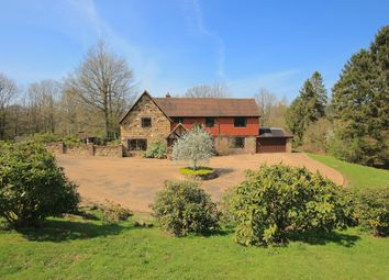 Thumbnail 5 bed detached house for sale in Blackham, Tunbridge Wells