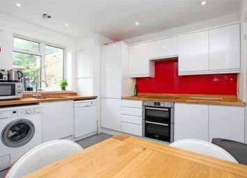 Thumbnail 3 bed flat to rent in Ashchurch Terrace, Shepherds Bush, London