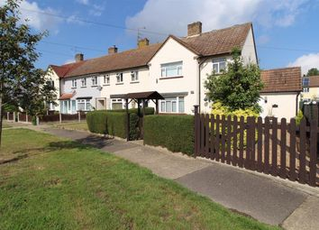 3 bed end terrace house for sale in Willett Road, Shrub End, Colchester CO2