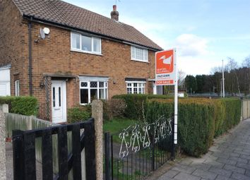 Thumbnail 2 bedroom semi-detached house for sale in Olive Grove, Forest Town, Mansfield