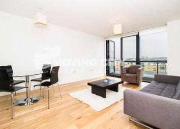 Thumbnail 1 bed flat to rent in Forge Square, Isle Of Dogs