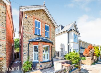 Dinton Road, Kingston Upon Thames KT2. 3 bed detached house