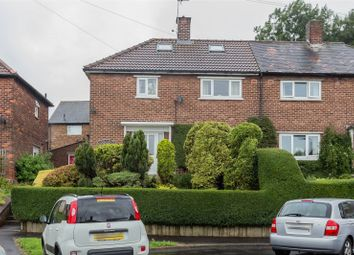Thumbnail 3 bedroom semi-detached house for sale in Newstead Close, Sheffield, South Yorkshire