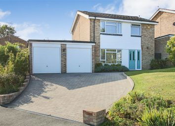 Burleigh Way, Crawley Down, West Sussex RH10. 4 bed detached house