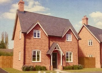 Thumbnail 3 bed detached house for sale in Rempstone Road, Wymeswold, Loughborough