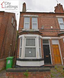 Thumbnail 3 bed end terrace house to rent in Gloucester Avenue, Lenton, Nottingham