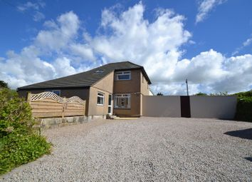 Thumbnail 3 bed detached house for sale in St Ives Rural, St Ives, Cornwall