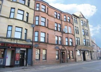 Thumbnail 1 bed flat to rent in Neilston Road, Paisley