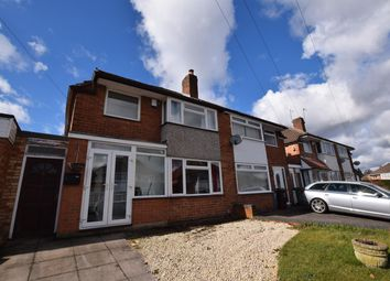 Thumbnail 3 bed semi-detached house for sale in Quinton Close, Solihull