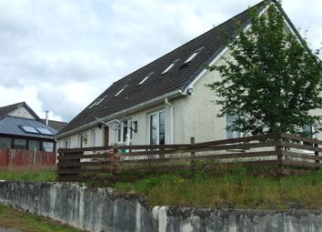 Thumbnail 4 bed detached house for sale in Glencruitten Rise, Oban