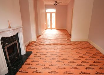 Thumbnail 3 bed terraced house to rent in Stamshaw Road, Portsmouth