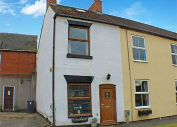 Thumbnail 1 bed end terrace house for sale in The Square, Oakthorpe, Swadlincote, Leicestershire