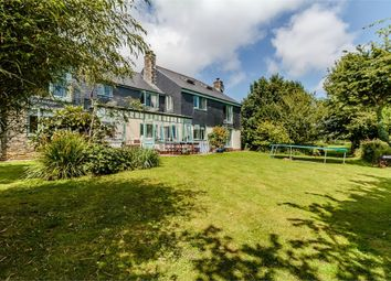 Thumbnail 8 bed detached house for sale in St Cleer, Liskeard, Cornwall