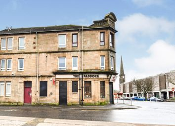 Thumbnail 2 bed flat for sale in Macdowall Street, Johnstone