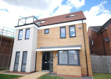 5 bed detached house for sale in Sir Bobby Robson Way, Newcastle Upon Tyne NE13