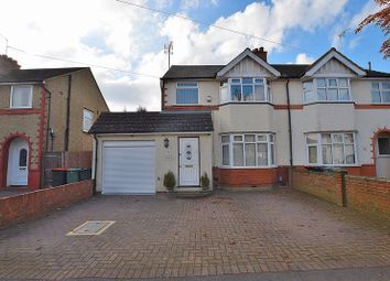 Thumbnail 3 bed semi-detached house for sale in Suncote Avenue, Dunstable