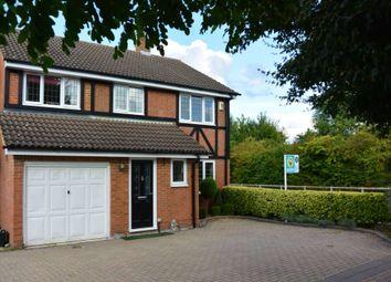 Thumbnail 5 bedroom detached house to rent in Blomfield Dale, Amen Corner, Bracknell, Berkshire