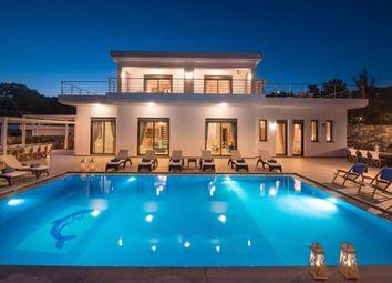 Thumbnail 5 bed villa for sale in Agios Nikolaos, Crete, Greece