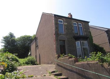 Thumbnail 3 bed detached house for sale in Peniel Green Road, Llansamlet, Swansea.