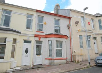 Thumbnail 2 bed terraced house for sale in Maristow Avenue, Keyham, Plymouth