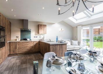 Thumbnail 3 bed detached house for sale in Off Welsh Road, Deeside, Flintshire