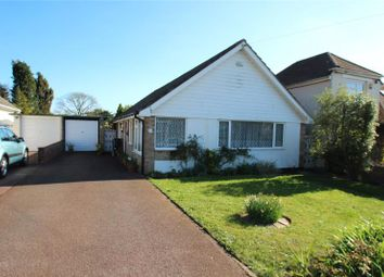 Thumbnail 3 bed detached bungalow for sale in Storrington Rise, Findon Valley, Worthing