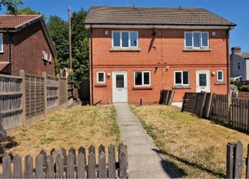 Thumbnail 3 bed semi-detached house to rent in Church Lane, Manchester