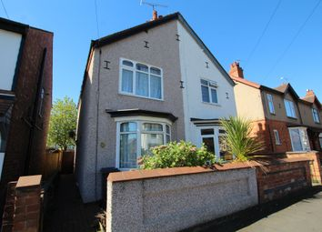 Thumbnail 2 bed semi-detached house for sale in Bentley Road, Nuneaton