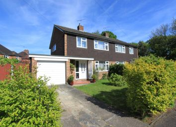 Thumbnail 3 bed semi-detached house for sale in La Plata Grove, Brentwood