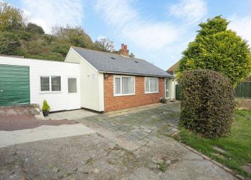 Thumbnail 2 bed detached bungalow for sale in St. Radigunds Road, Dover