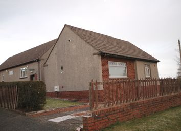 Thumbnail 2 bed detached bungalow to rent in Gallowlee Avenue, Ochiltree, Cumnock