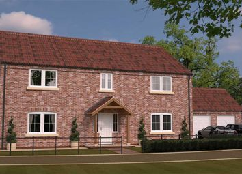 Thumbnail 4 bed property for sale in High Street, Brant Broughton, Lincoln