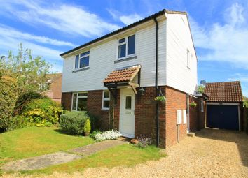 Thumbnail 3 bed detached house for sale in Mimmack Close, Steyning