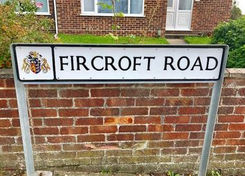 Thumbnail 1 bedroom flat to rent in Fircroft Road, Ipswich