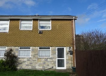 Thumbnail 2 bed maisonette for sale in Laburnum Close, Barry