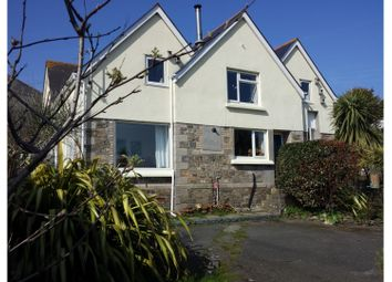 4 bed semi-detached house for sale in St. Georges Hill, Perranporth TR6