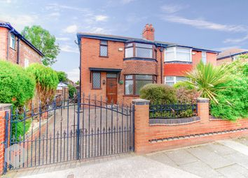 Thumbnail 3 bed semi-detached house for sale in Dartford Avenue, Eccles, Manchester